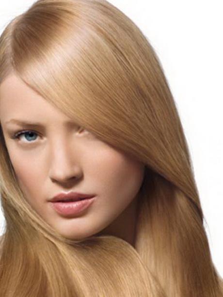 Blondtöne Haare