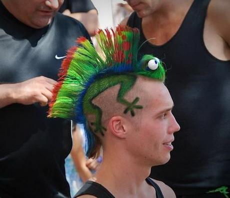Jungen Haarfrisuren Bilder