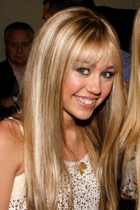Braune Haare Mit Blonden Strhnchen