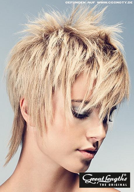 Frisuren Stufenschnitt Kurz