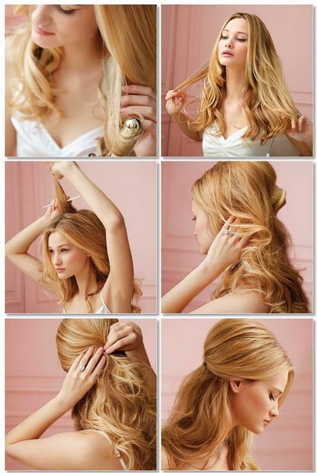 haarfrisuren halblang