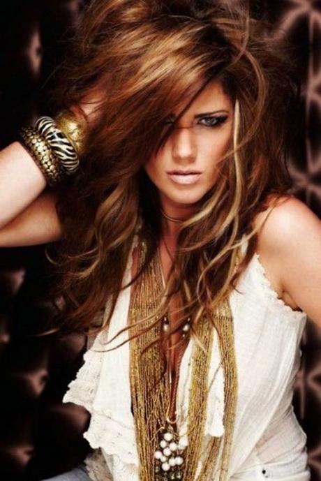 how to do 50s hairstyles : Locken Blond Idee Damen Frisuren Fruehling Sommer ? Architektur