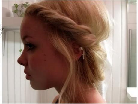 Kurzes Haar Hochstecken Haare Hochstecken – Ladies