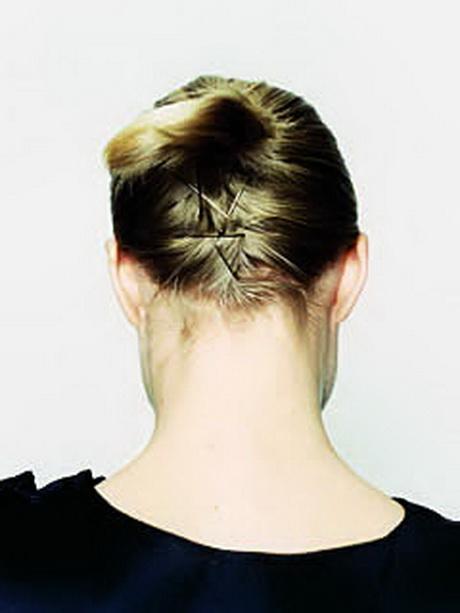 Kurzes Haar Hochstecken so Hochstecken Dass Die Haare