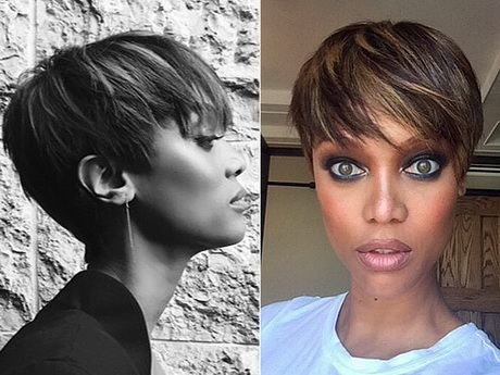 kurzhaarfrisuren pixie cut 2015