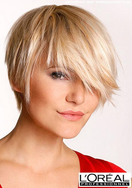 Kurzhaarschnitt Frisuren