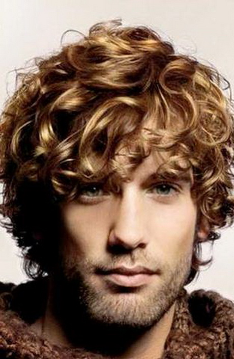 Locken Frisuren M 228 Nner