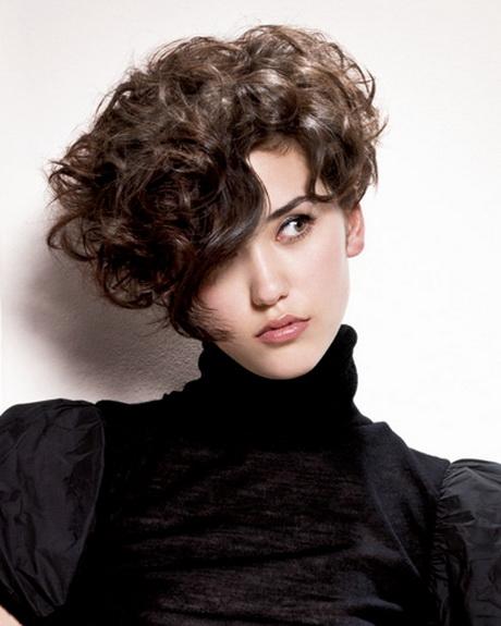 locken mit kurzen haaren