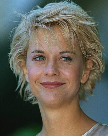 Meg Ryan Frisur Kurz