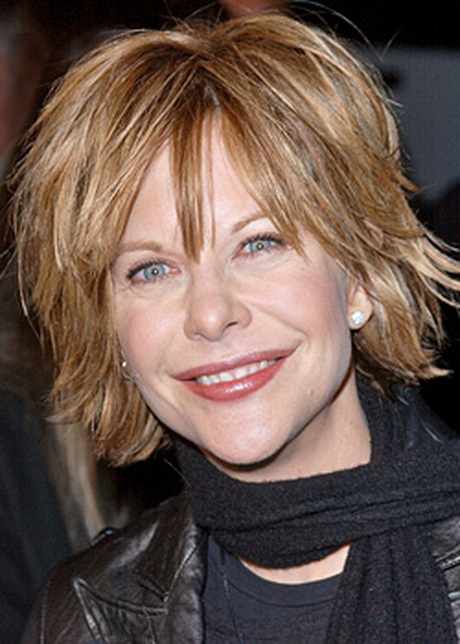 Meg Ryan Frisuren