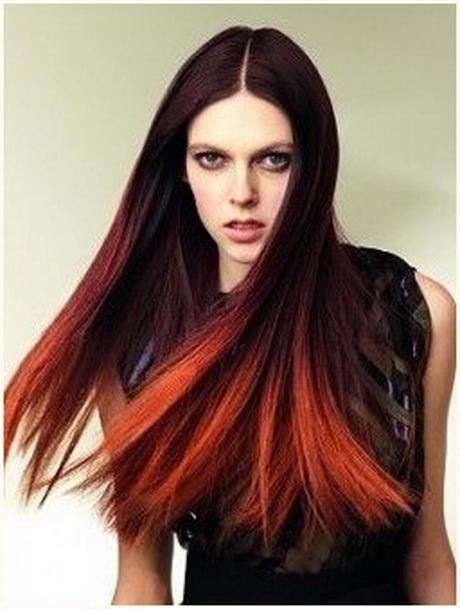 Neueste Haarfarben