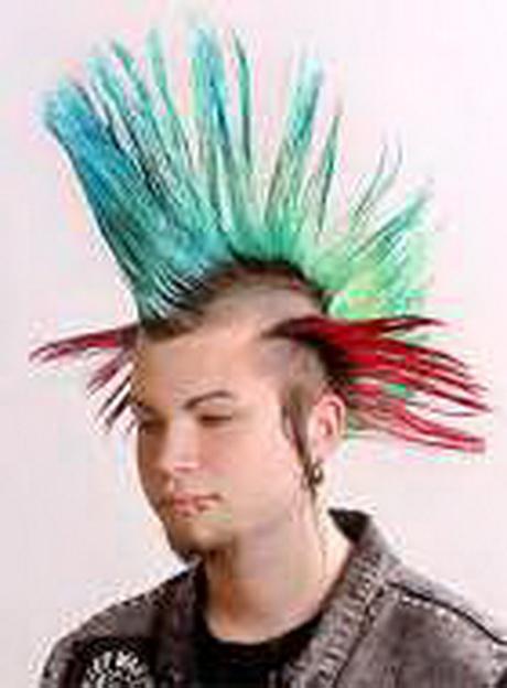 Punk Frisuren Damen 67 Punkige Kurzhaarfrisuren