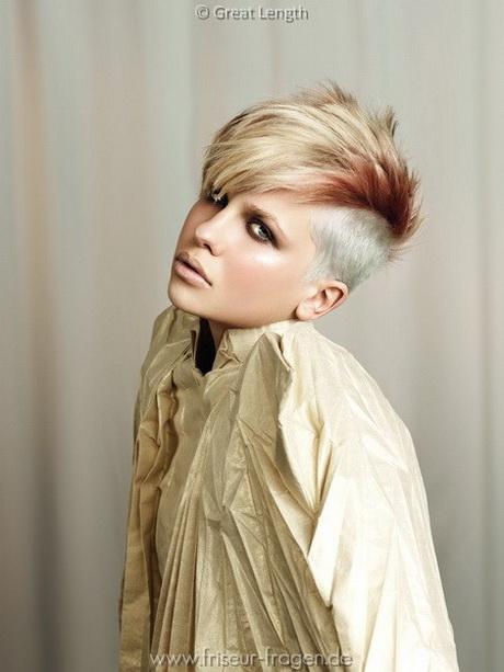 Rockabilly frisur kurze haare