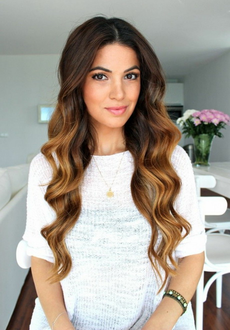 Frisurentrends locken 2015