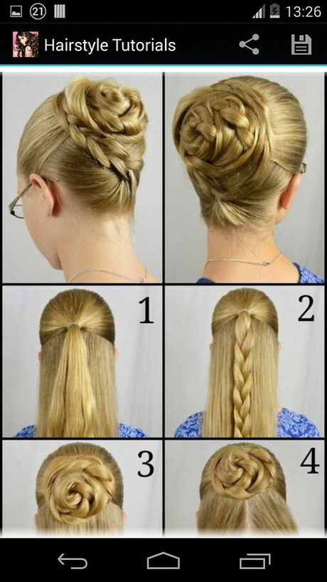 Image Result For How To Hairstyles For Medium Length Hair Step By Step