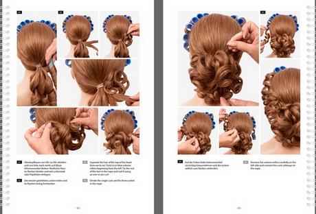 Step By Step Hochsteckfrisuren