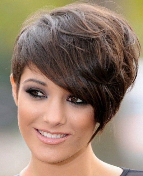 Frisuren frau kurze haare