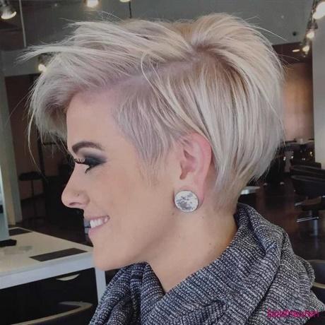 Frisuren halblang 2018 feines haar