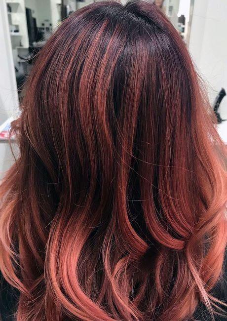 Welche Haarfarbe Ist Trend 2019