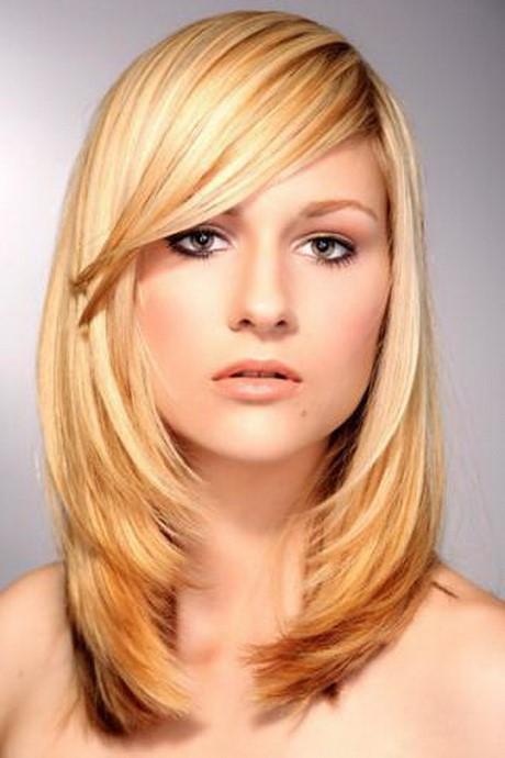 Frauen Haarschnitte Mittellang