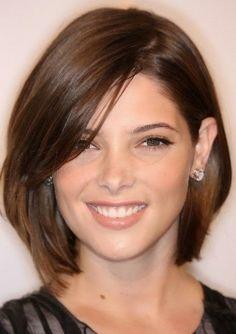 Frisuren schmales gesicht dunnes haar