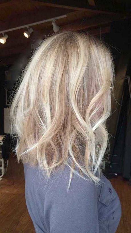 Haarfarbe blond 2021