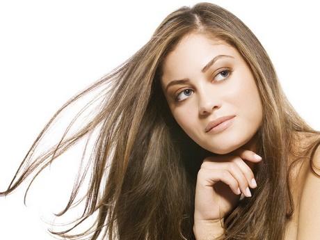 frisuren lange haare stufen glatt