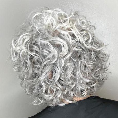 Frisuren Mit Dauerwelle Mittellang
