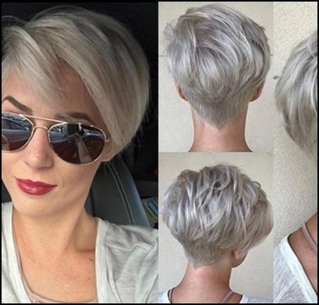 Frisuren damen kurz braun