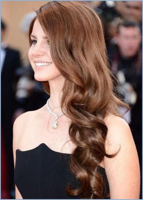 abschlussball frisuren lange haare