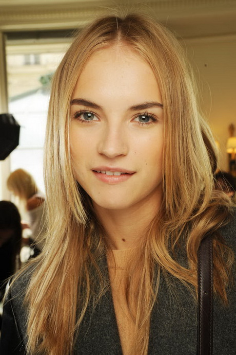 Blonde oder braune haare