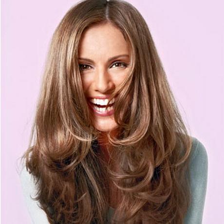 dicke lange haare