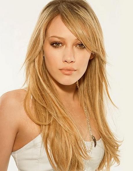 Frisuren lange haare glatt