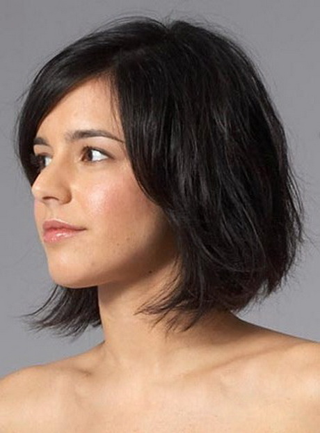 pictures of short haircuts for thick hair haarschnitt kinnlang 2757 | haarschnitt kinnlang 59 3