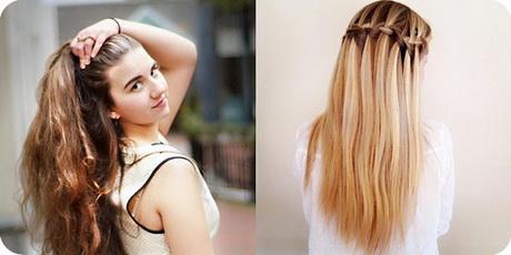 frisuren zum nachmachen für lange haare