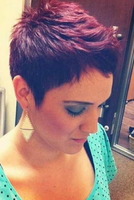 coloring short hair styles kurzhaarfrisuren pixie 5015 | kurzhaarfrisuren pixie 75 5