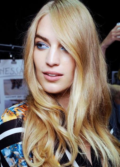 Lang Haar Frisuren