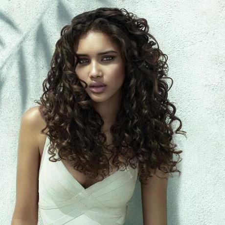 locken frisuren lange haare