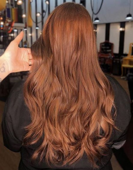 Haarfarbe 2021 sommer
