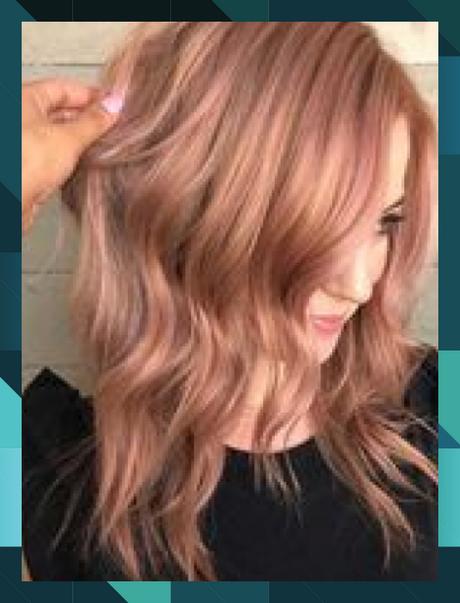 Haarfarbe trend 2021