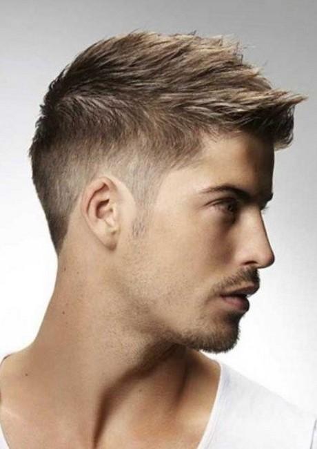 männerfrisuren blond kurz