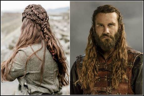 frisuren wikinger