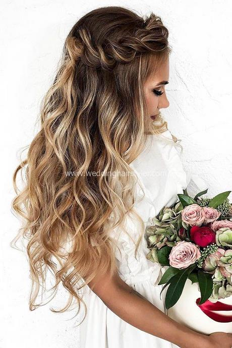 Hochzeitsfrisuren für gäste lange haare