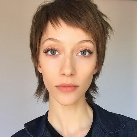 Kurze Haare Damen