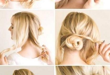 einfache festliche frisuren für lange haare